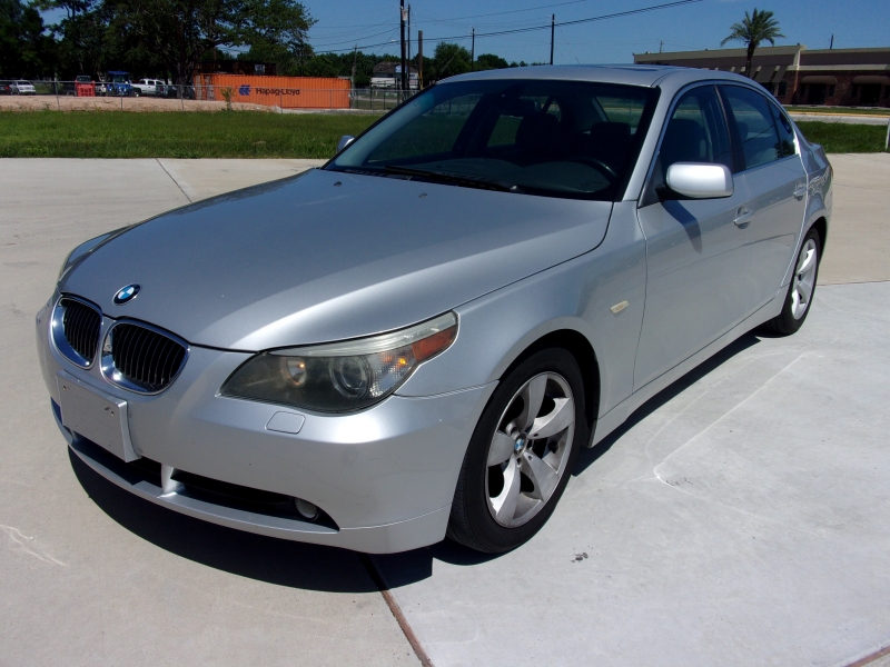 BMW 5-Series 2007 price SOLD