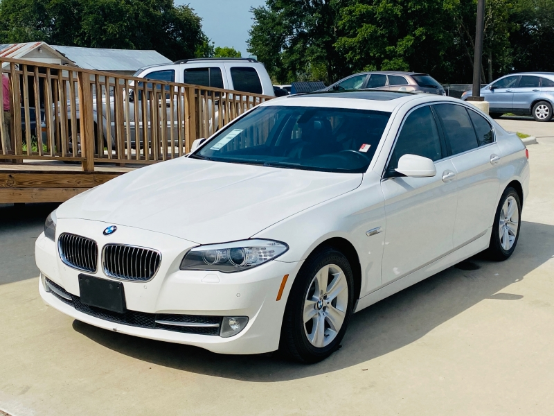 BMW 5-Series 2013 price $10,995