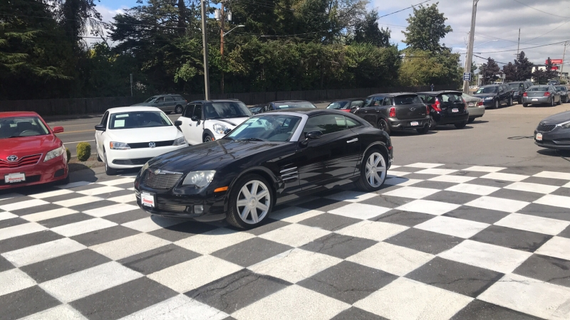 2006 Chrysler Crossfire Limited Inventory Shannons Auto Sales