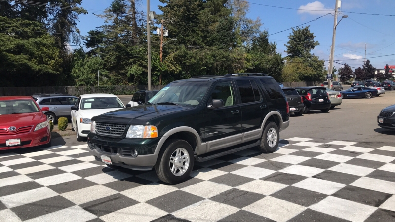 FORD EXPLORER 2002 price $4,995