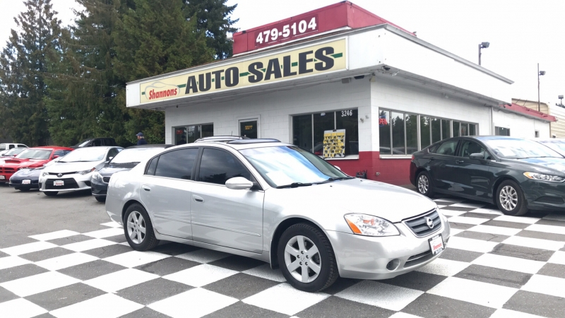 NISSAN ALTIMA 2002 price $5,315