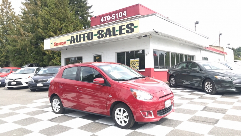 MITSUBISHI MIRAGE 2015 price $7,995