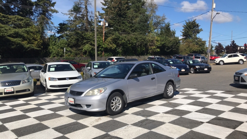 HONDA CIVIC 2005 price $3,495