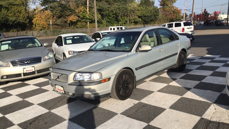 2001 Volvo S80 T6 Inventory Shannons Auto Sales Auto