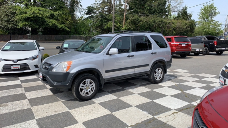 HONDA CR-V 2002 price $4,995