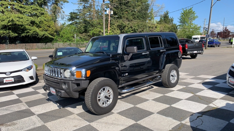 HUMMER H3 2006 price $8,815