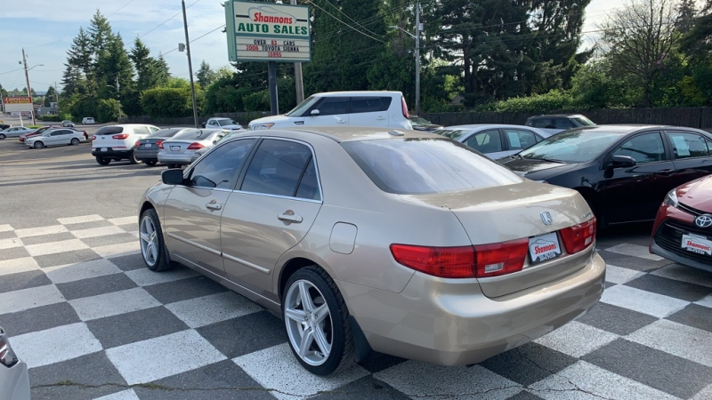 HONDA ACCORD 2005 price $5,495