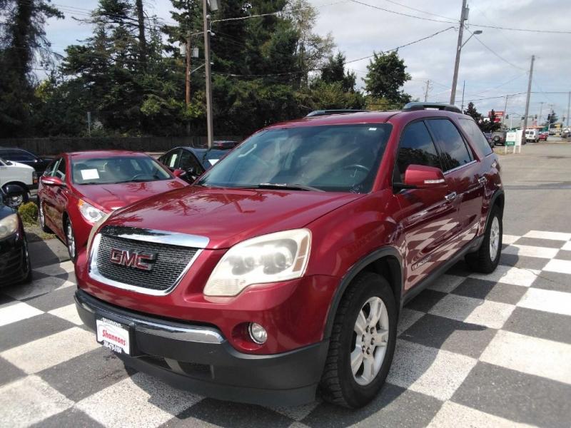 GMC ACADIA 2008 price $6,495