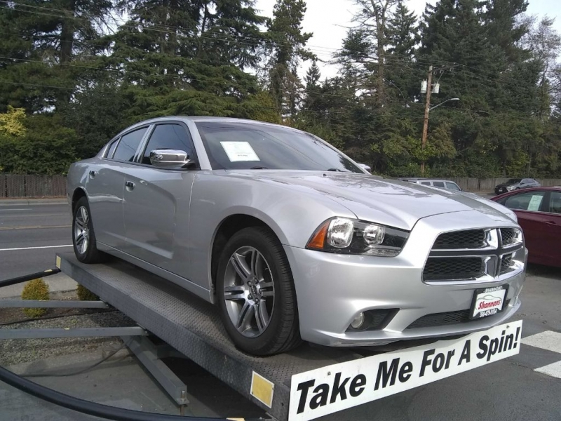 DODGE CHARGER 2012 price $12,315