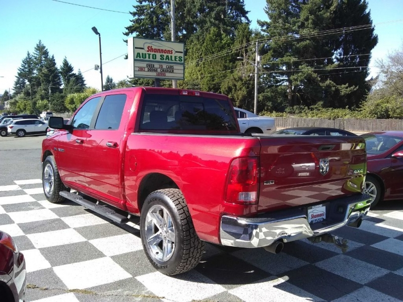 DODGE RAM 1500 2010 price $11,915
