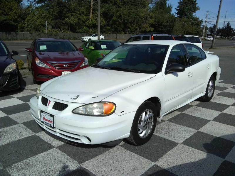 PONTIAC GRAND AM 2004 price $3,315