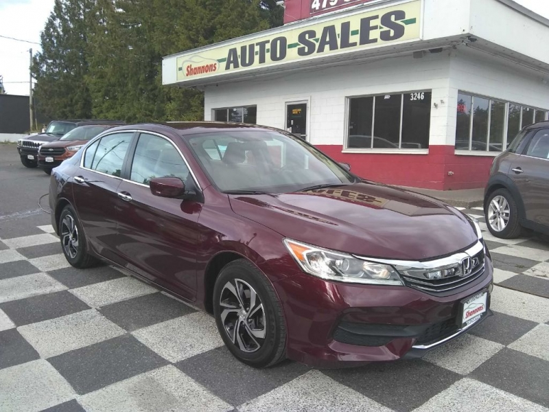 HONDA ACCORD 2016 price $14,995