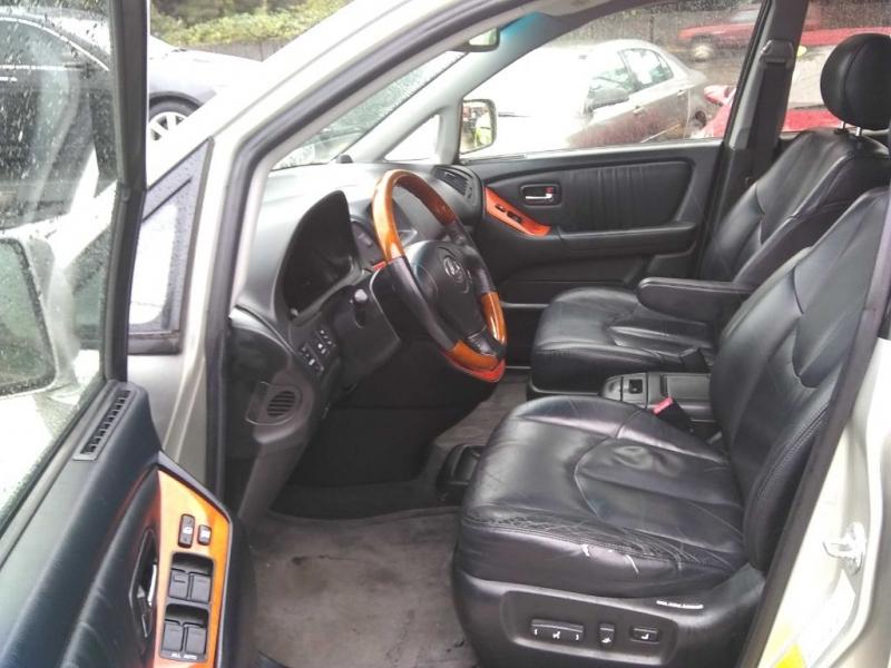 LEXUS RX 2003 price $5,715