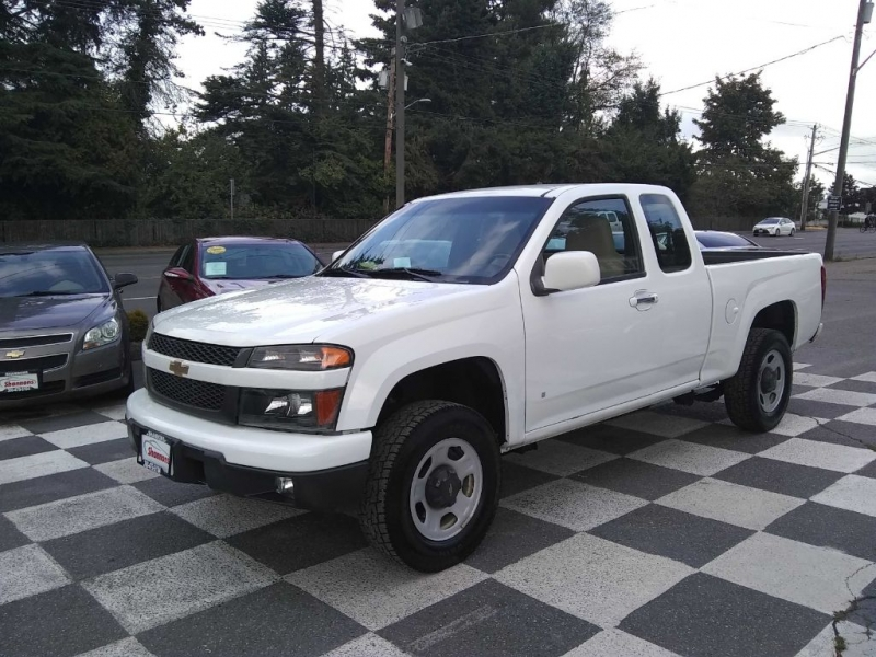 CHEVROLET COLORADO 2009 price $9,715