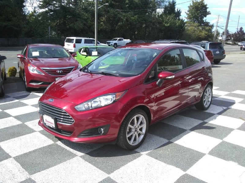 FORD FIESTA 2016 price $9,995