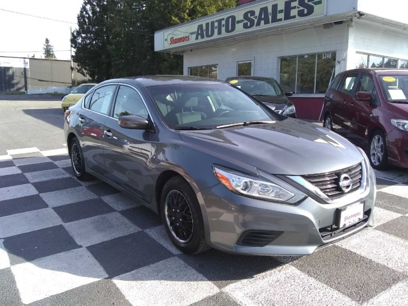 NISSAN ALTIMA 2016 price $11,915