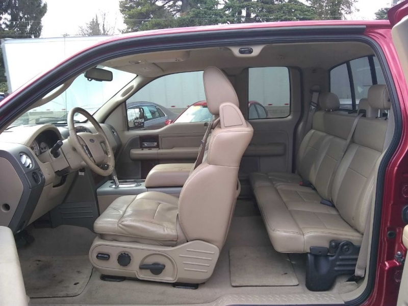 FORD F150 2008 price $8,915