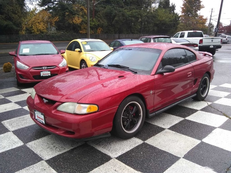 FORD MUSTANG 1997 price $2,599