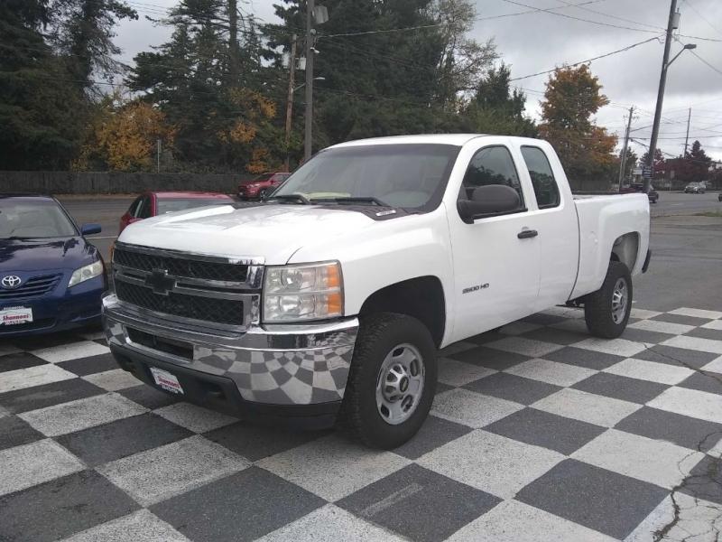 CHEVROLET SILVERADO 2500 2011 price $9,995