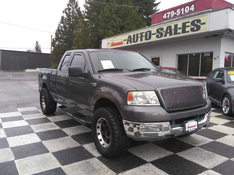 FORD F150 2004 price $7,315