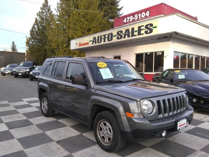 JEEP PATRIOT 2014 price $6,315