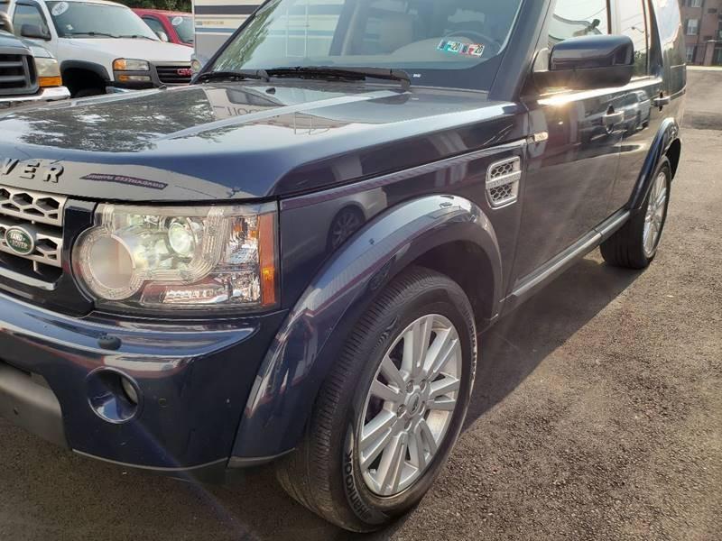 Land Rover LR4 2011 price $13,500