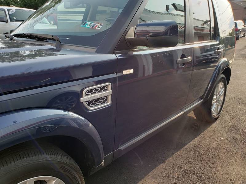 Land Rover LR4 2011 price $13,500
