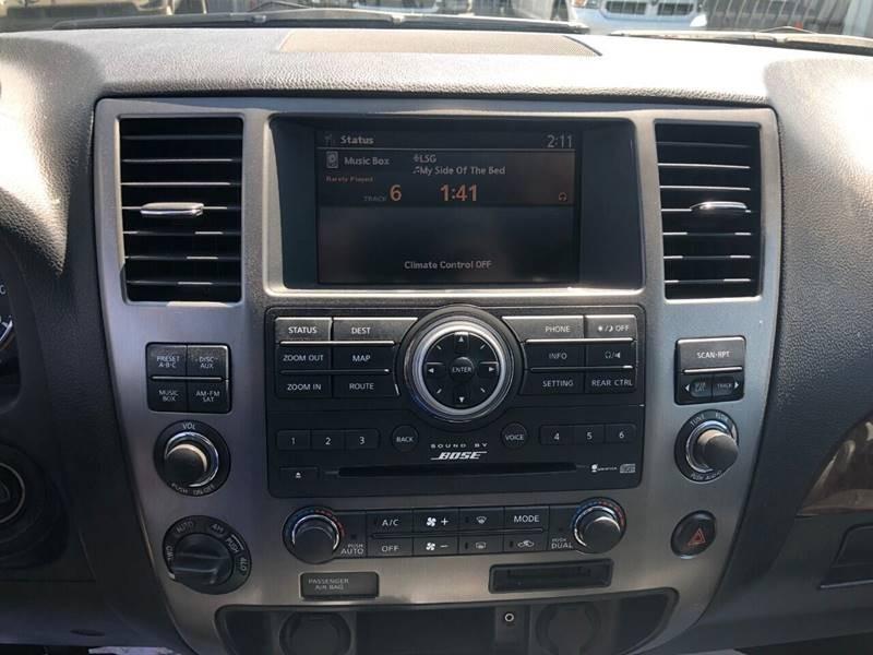 Nissan Armada 2012 price $14,900