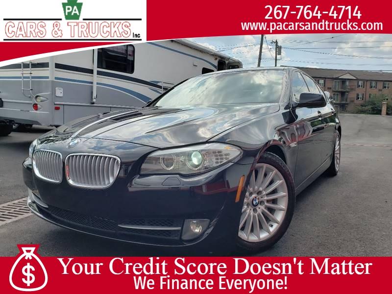 BMW 5 Series 2012 price $10,495