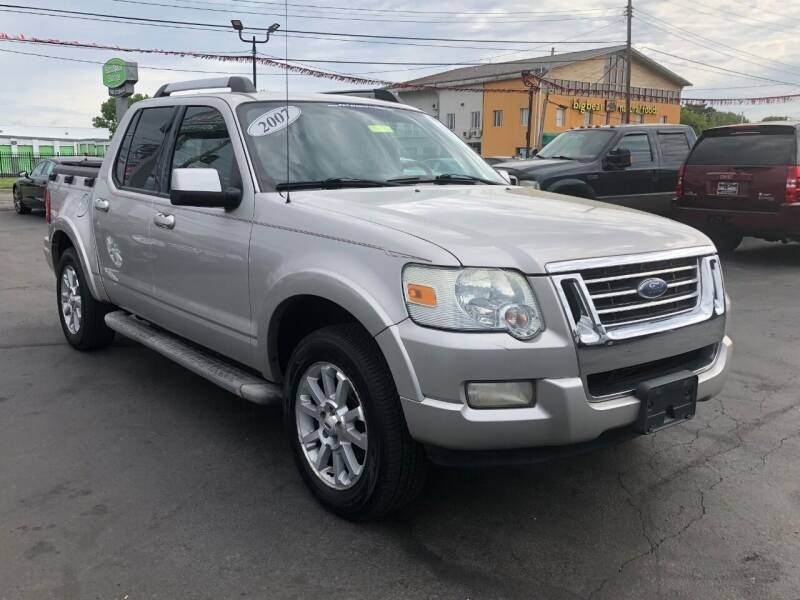 Ford Explorer Sport Trac 2007 price $8,500
