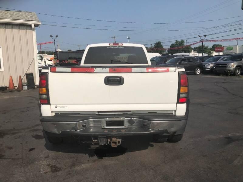 Chevrolet Silverado 3500HD 2003 price $9,900