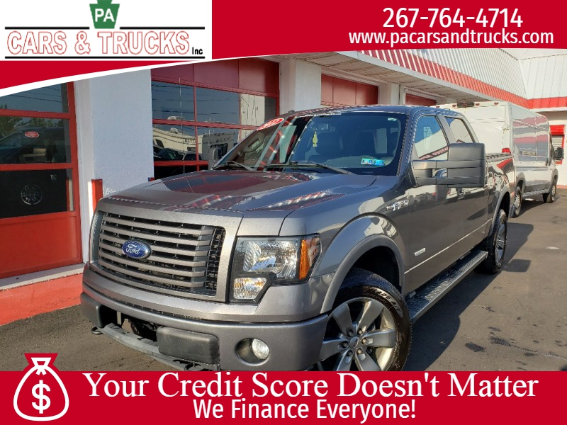 Ford F-150 2012 price $16,895