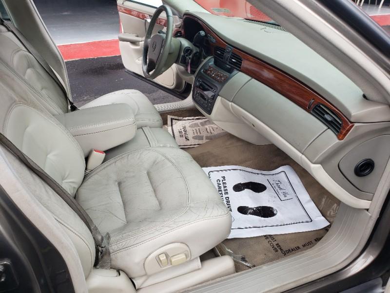 Cadillac DeVille 2002 price $3,900