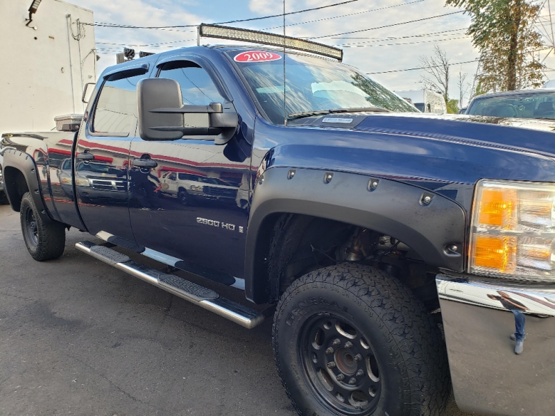 Chevrolet Silverado 2500HD 2009 price $18,995