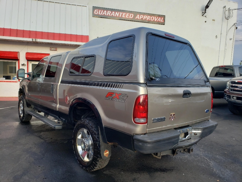 Ford Super Duty F-350 SRW 2007 price $14,495