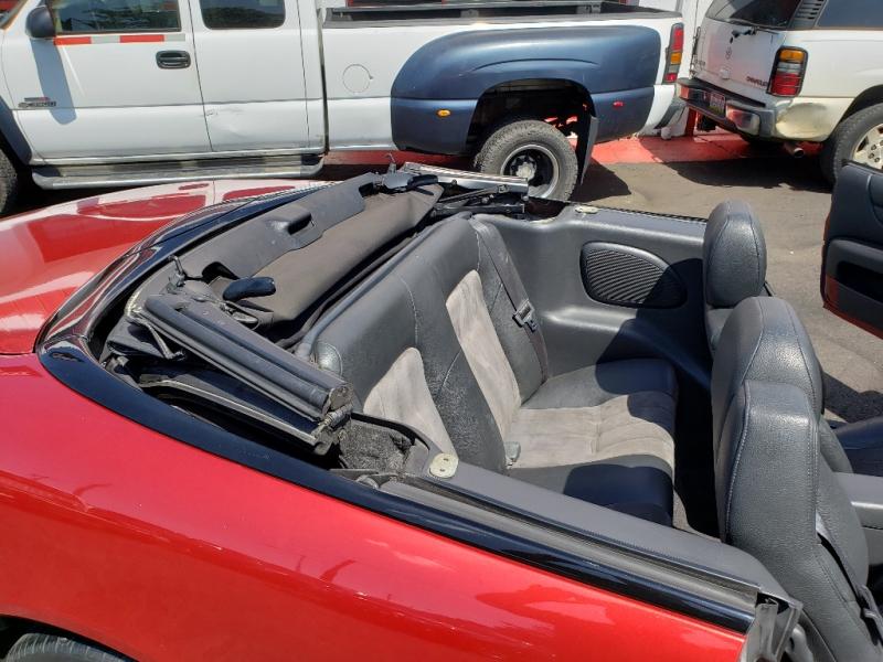 Chrysler Sebring Conv 2005 price $3,000