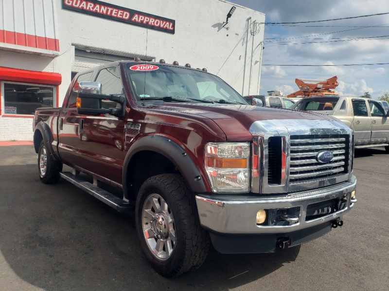 Ford Super Duty F-250 2009 price $18,900