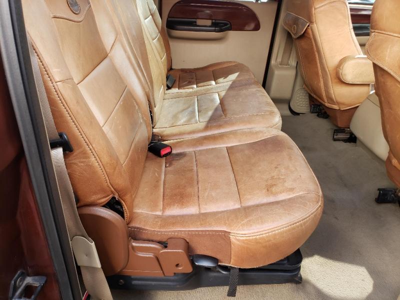Ford Super Duty F-250 2007 price $16,900