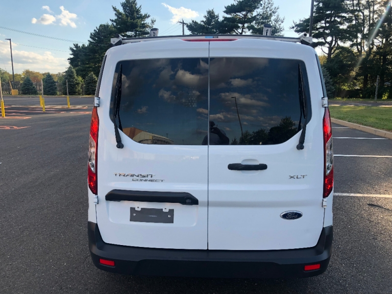 Ford Transit Connect 2015 price $12,900