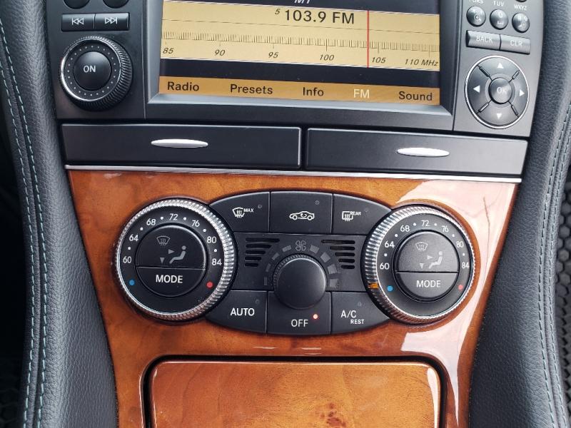 Mercedes-Benz SL-Class 2009 price $26,900