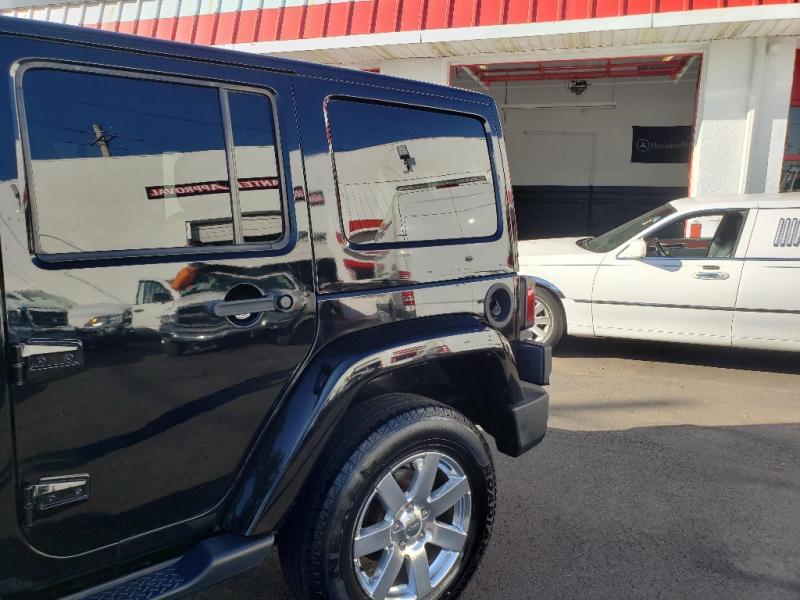 Jeep Wrangler Unlimited 2012 price $17,895