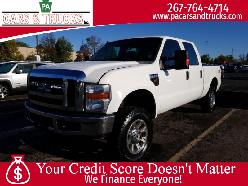 Ford Super Duty F-250 2008 price $14,495