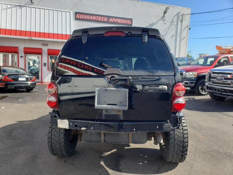 Jeep Liberty 2005 price $3,495