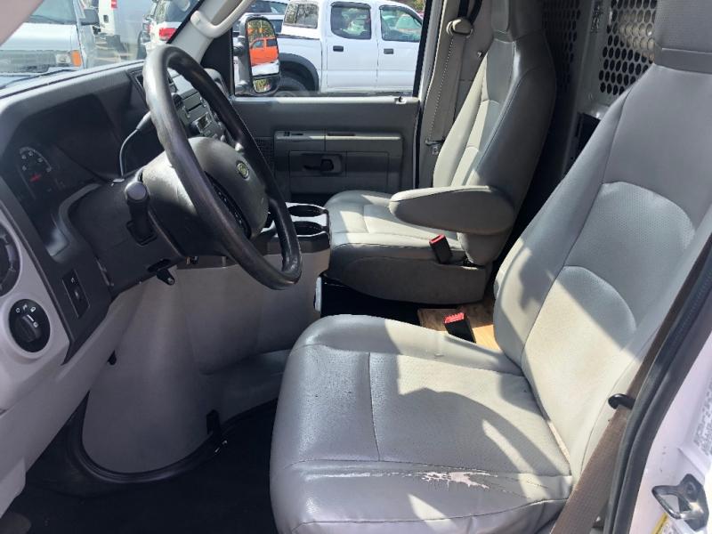 Ford Econoline Cargo Van 2014 price $13,495