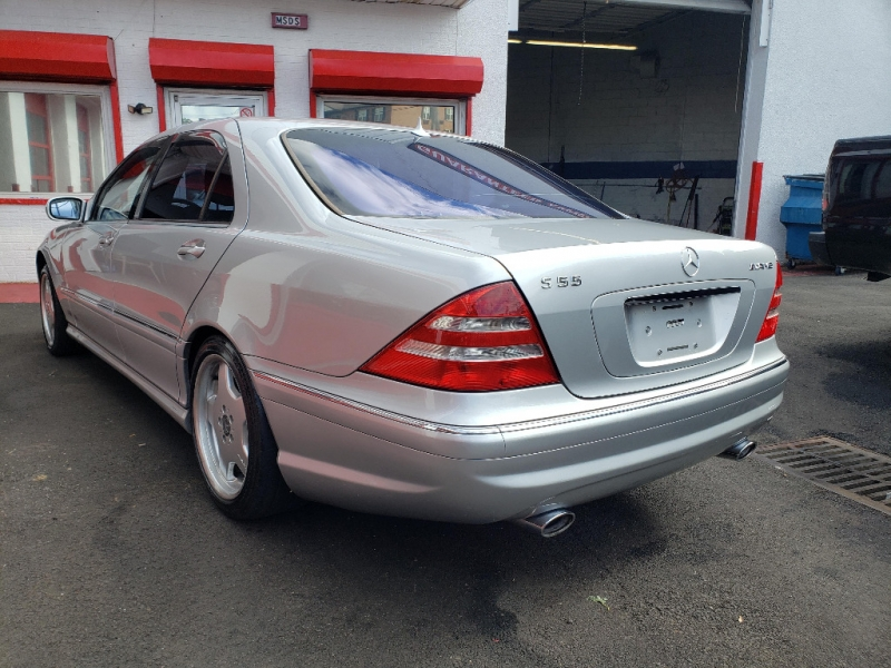 Mercedes-Benz S-Class 2002 price $6,995