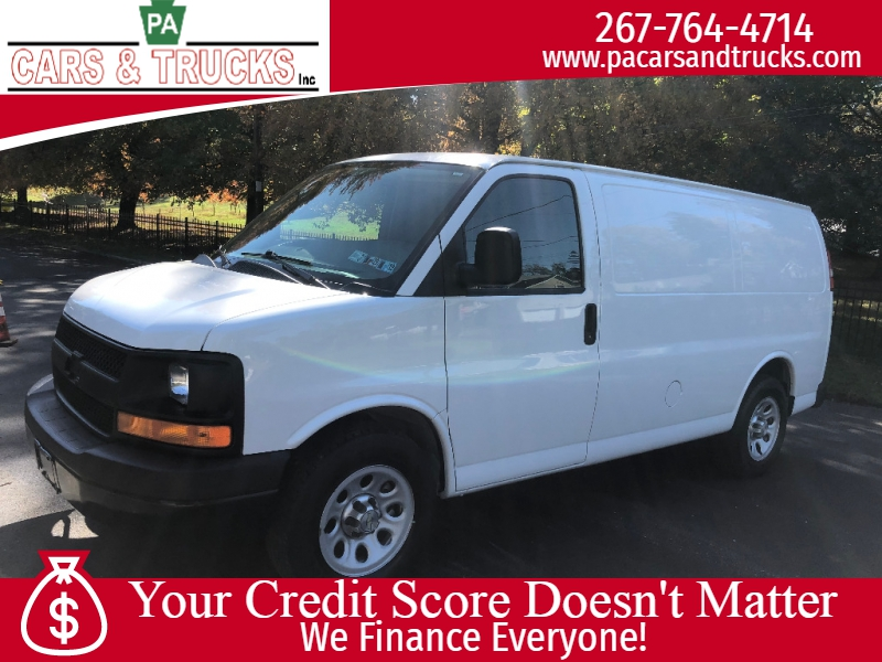 Chevrolet Express Cargo Van 2011 price $11,495