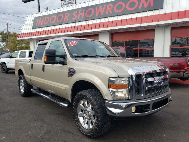 Ford Super Duty F-250 2008 price $13,495