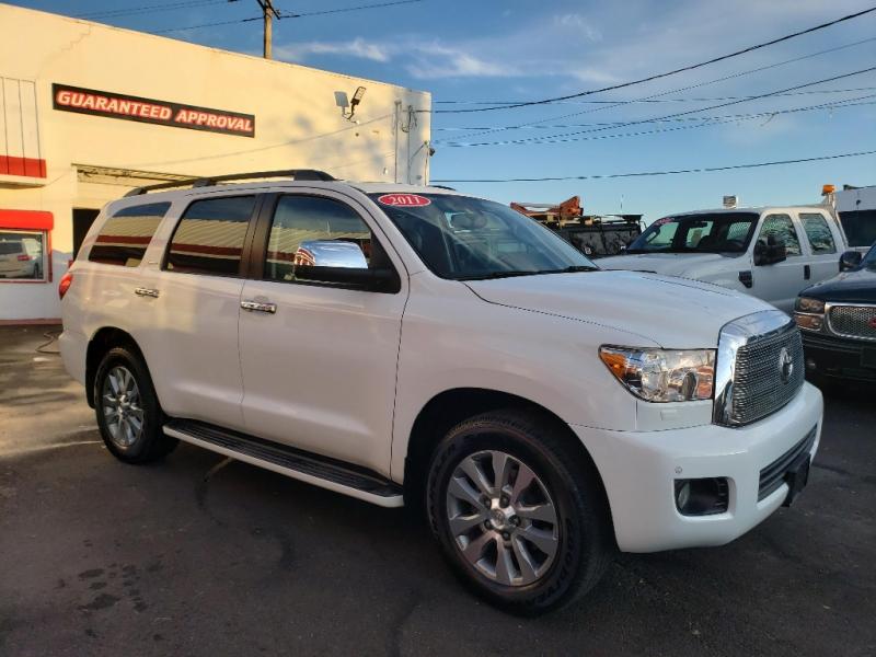 Toyota Sequoia 2011 price $19,995