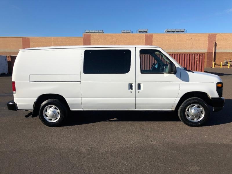 Ford Econoline Cargo Van 2012 price $9,995