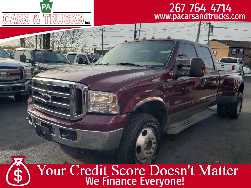 Ford Super Duty F-350 DRW 2006 price $10,995